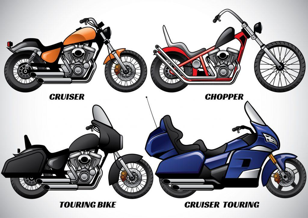 types of motorcycle