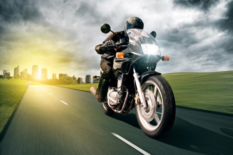 Majówka na motocyklu
